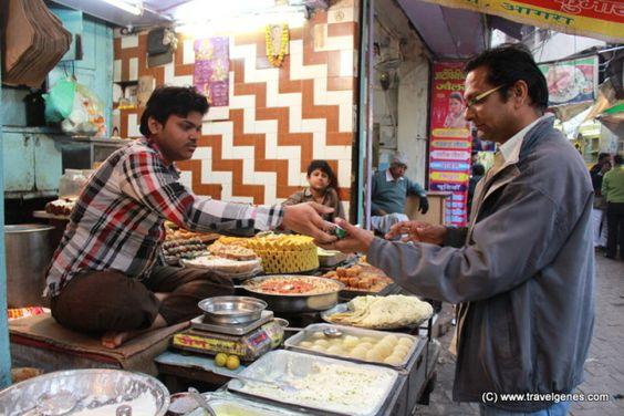 #Sweets in bazaar of #Agra #Street #Food #India #ekPlate #ekplatesweets