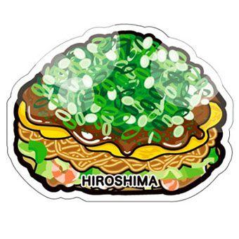 gotochi card hiroshima 2011, okonomiyaki