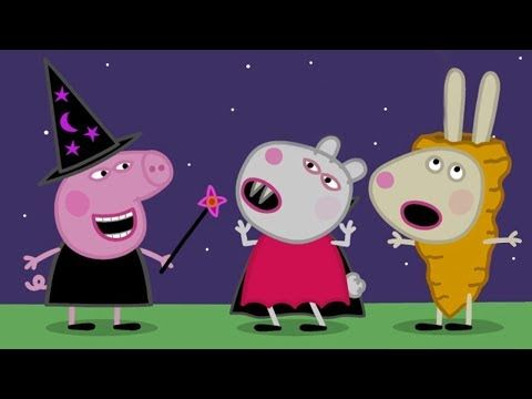 Peppa0 Pig Halloween Episodes Trick Or Treat Halloween