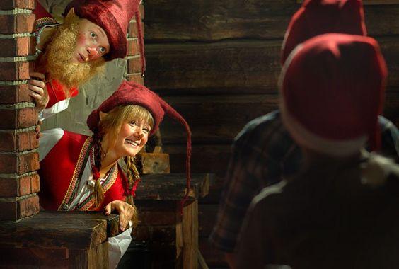 Rovaniemi - I want to visit Santa Claus