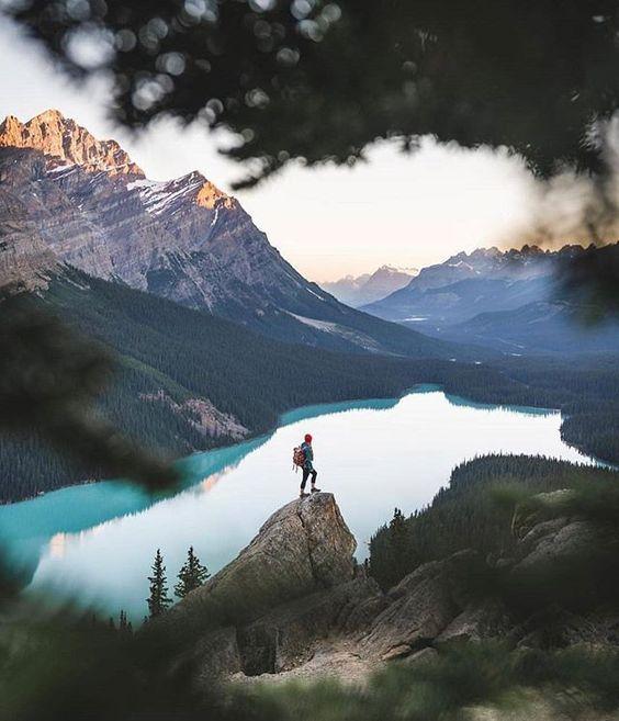 Rundreise Kanada Westen Banff National Park