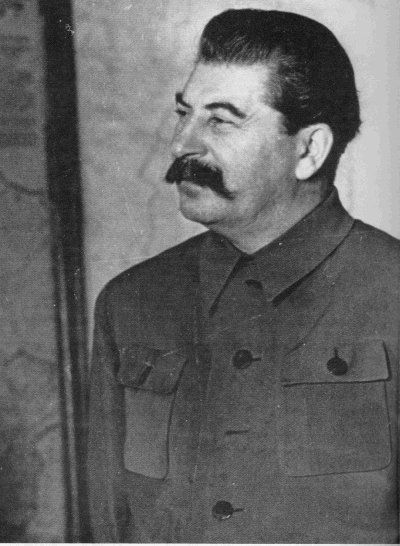 Cult stalin national unity