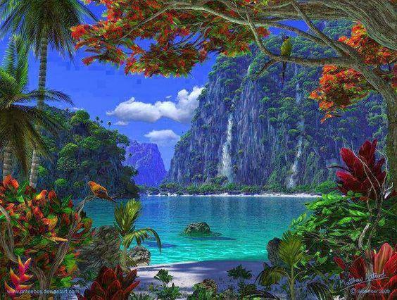 Phi Phi Islands, Maya Bay, Thailand