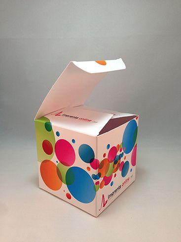 Modelo de cajas de carton