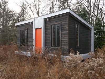 """Relaxshacks.com: A GREAT Tiny House Modern Kitchen in """"The 227 House""""- and MORE...."""