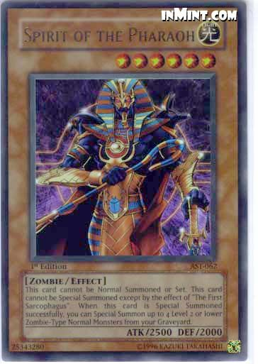 Yugioh Zombie Monsters