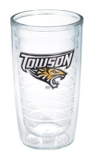 Collegiate N-Z Towson 16 Oz. Tumbler