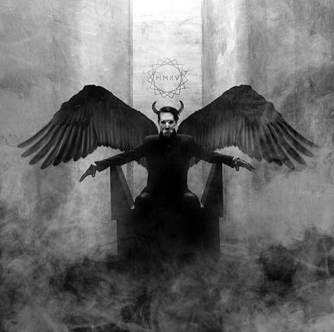 悪魔のMarilyn Manson
