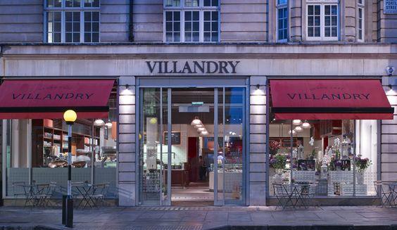 Villandry - London W1 - Stiff + Trevillion