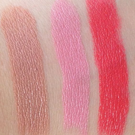 Lipstick Shades Milk And Website On Pinterest