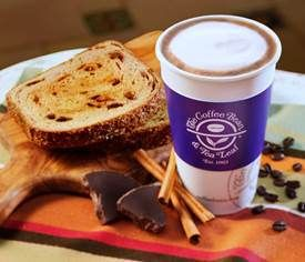 COFFEE BEAN AND TEA LEAF IRVINE .Fantastic service! Great employees! Blows away starbucks service and coffee!!!