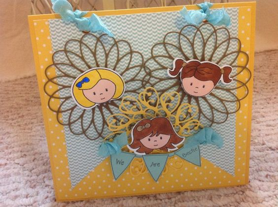 Created by Amy Linkletter for the Paper Sweeties 2nd Birthday Celebration!  www.papersweeties.com