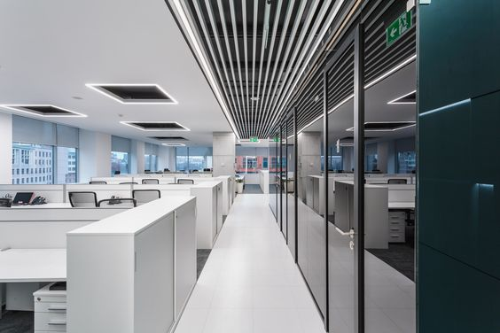 RD Construction Office by IND Architects - Office Snapshots