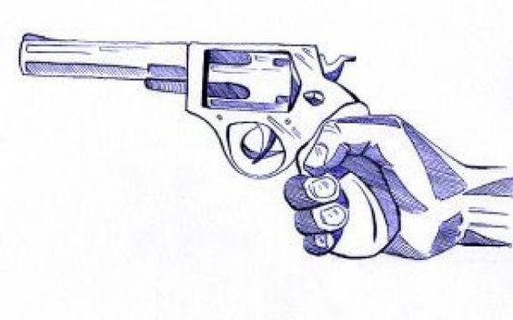 Varsavia.Ladro tenta di svaligiare una banca con una pistola di carta... ..Un uomo inglese di 33 anni, è entrato in una banca di Jerozilimskie Avenue, qualche giorno fa con l'intenzione di rapinarla.Si è diretto verso il cassiere minacciandolo con una pistola di carta..E  #pistola