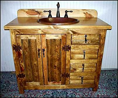 Southwestern style vanities and bathroom vanities on Southwestern style bathroom vanities