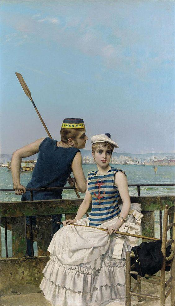 Vittorio Matteo Corcos 1859-1933 | Tutt'Art@ | Pittura * Scultura * Poesia * Musica |