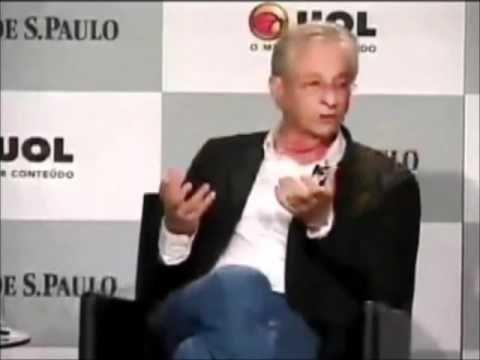 Fernando Gabeira afirma que as intenções da luta armada no Brasil eram de implementação de um regime de força ditatorial e proletaria e não de retomada democ...