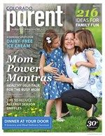 Happy Mother's Day! It's our May issue, online now (and always) at www.coloradoparent.com.