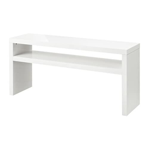 Lack Console Table White High Gloss
