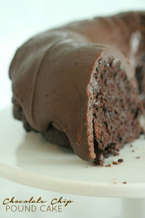 Pound cakes, Easy desserts and Cake recipes on Pinterest