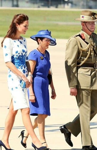 4/19/14 Kate at the Australian Airforce Base in Amberley.