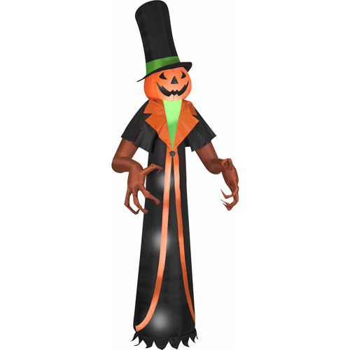 Airblown Animated Reaper Halloween Prop Pinterest Halloween - menards halloween decorations
