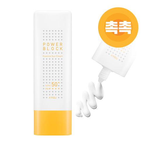 A Pieu Power Block Essence Sun Cream Spf50 Pa 50ml Daily