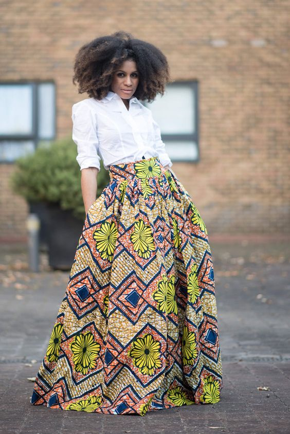 House Of Sarah ~African fashion, Ankara, kitenge, African women dresses, African…