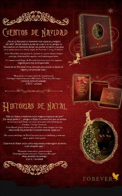 En nuestros cuentos de navidad, kits exclusivos para regalar en estas fechas! ;)