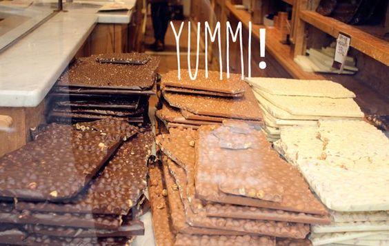 Yumm! We <3 Chocolate, und besonders leckere gibts in Brüssel