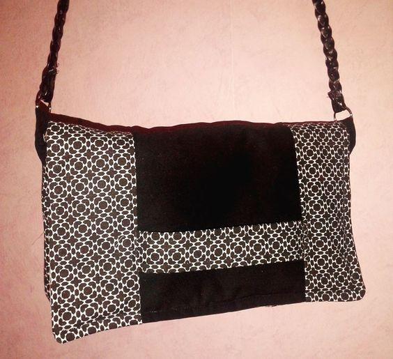 la pochette cach tin de milie patron de couture gratuit sac tin sacs. Black Bedroom Furniture Sets. Home Design Ideas