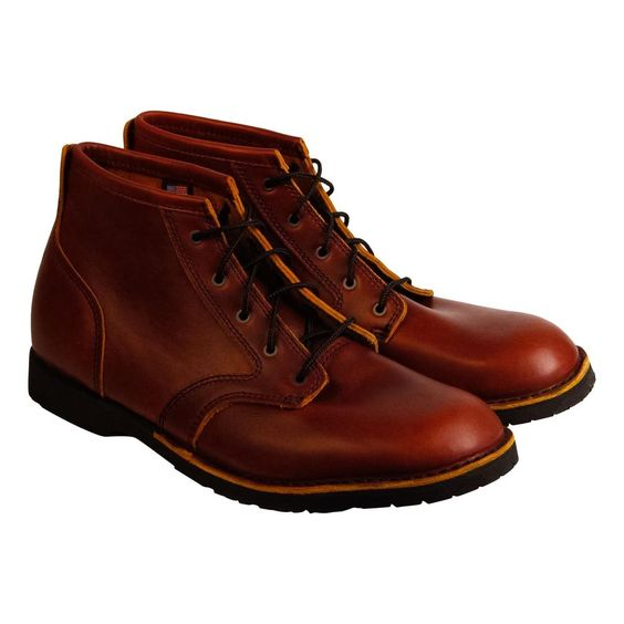 Details about Danner Stumptown Mens Forest Heights Olmsted Red