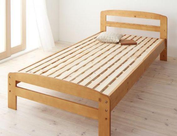 高さ調節可能・すのこベッド【Marone】マローネ - ベッド通販専門店「眠り姫」: