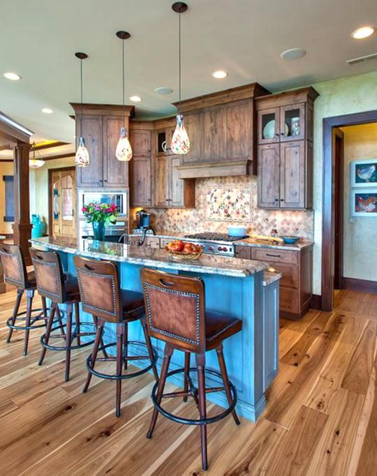 Pin By Heile Pearson On Home In 2020 Rustic Kitchen Cabinets Rustic Kitchen Country House Decor