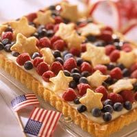 Star-Spangled Tart - Recipe from Better Homes and Gardens