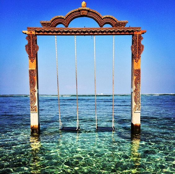 Gili Air Island, Lombok, Indonesia: