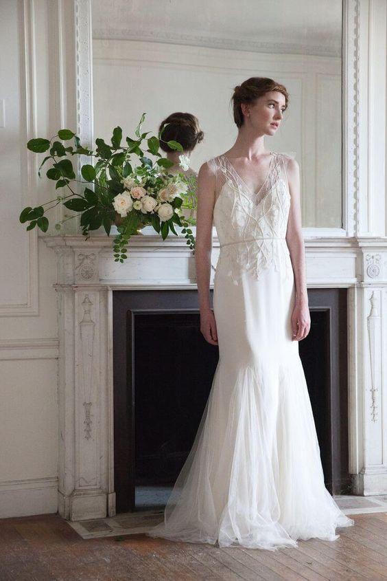 Phaedra Gown - Alexandra Grecco Wedding Dresses | fabmood.com: