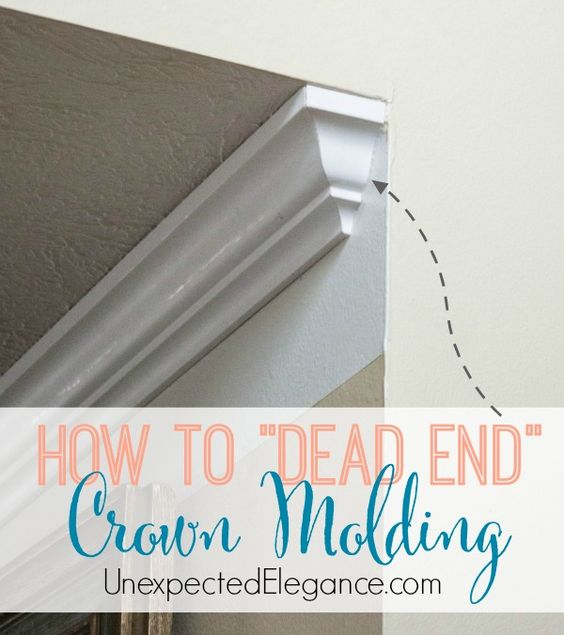 how to measure to cut crown molding