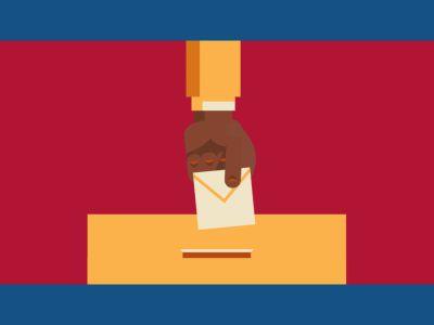 Vote Early, Vote Often by Fraser Davidson for Cub Studio