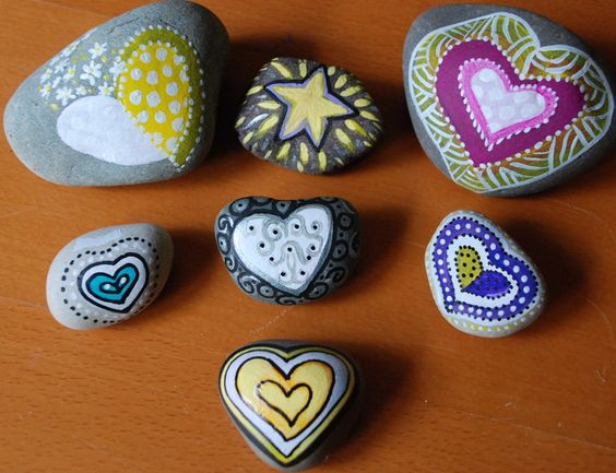 Rock Art by Alla Dickson