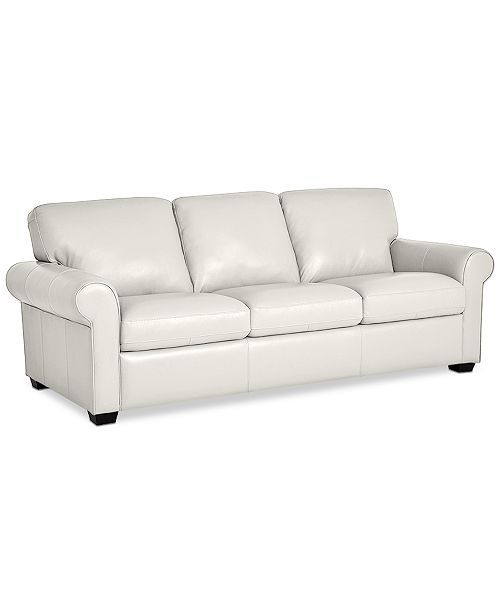 Furniture Orid 84 White Leather Sofas Leather Sofa Sofa