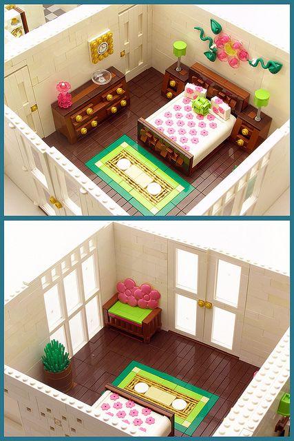 Interieur maison lego - Tapis interieur maison ...