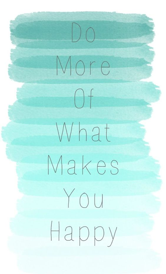 Aqua Turquoise Mint Green Mint Blue Seafoam Green Tiffany Blue Paint Watercolor Do More of What Makes You Happy