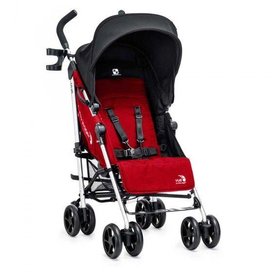 The Baby Jogger VUE - a versatile, reversible (e.g. rear facing ...