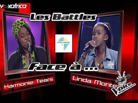 Intégrale Harmonie VS Linda | Les Battles | The Voice Afrique Francophone |  Saison 3 - YouTube