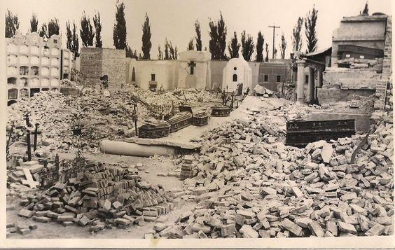 Terremoto de San Juan Argentina 1944