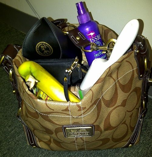 Great blog for packing your purse this summer!