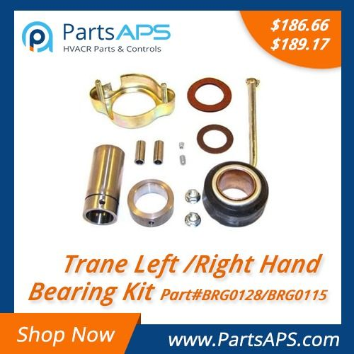 Bearing Kit Right Hand For Trane Part Brg0115 Air Conditioner Parts Heating Systems Energy Projects