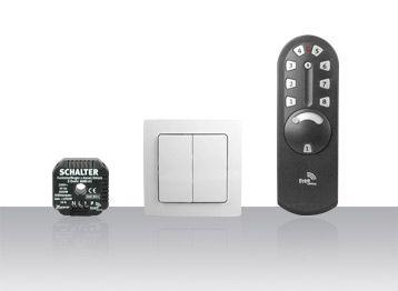 Funk-System Free-control® - Mit Funk Schalten und Steuern - Heinrich Kopp GmbH