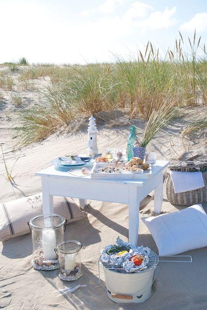 Beach Picnic: